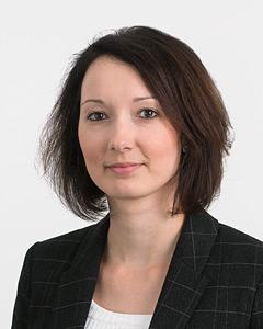 Ing. Valentina Horkelová
